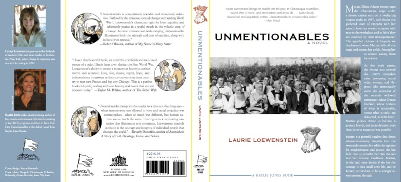UNMENTIONABLES:  The Full Jacket